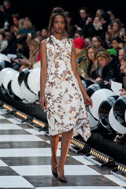 Franck Sorbier Haute Couture весна-лето 2014, фото № 11