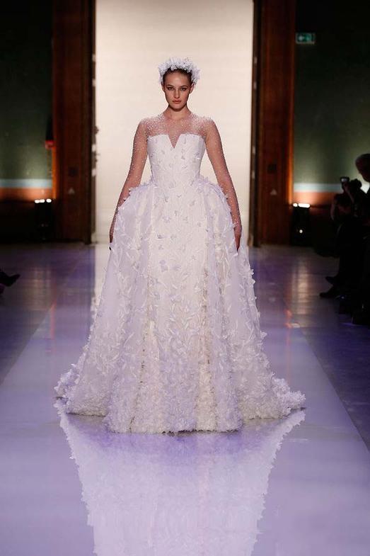 Georges Hobeika Haute Couture весна-лето 2014, фото № 35