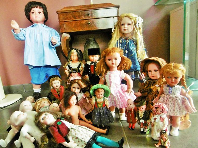 винтажные куклы, кукольный мир, французские куклы, антикварные куклы