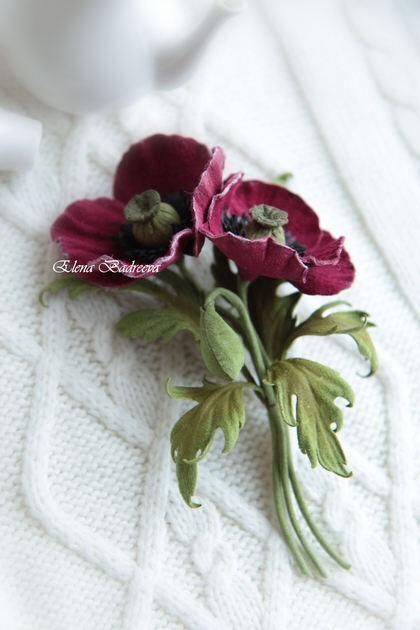 мастер-класс, кожаные цветы, обучение цветы, обучение цветы из кожи