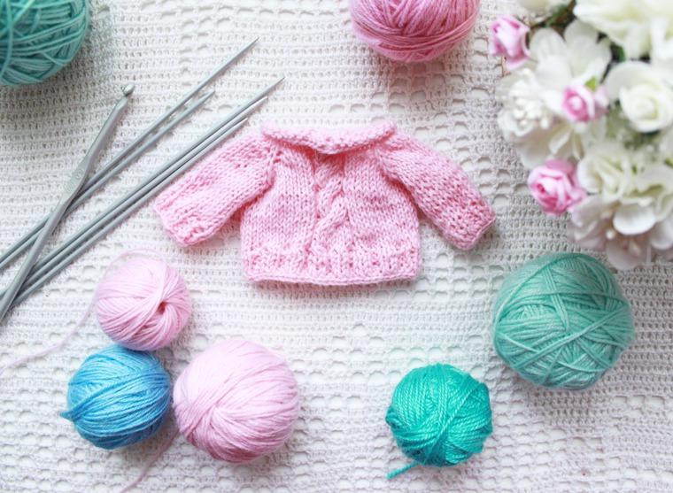 мк, мк по вязанию, одежда для кукол, аксессуары для кукол, вязание крючком, вязание для начинающих, вальдорфская кукла, тильда, снежка, игрушки ручной работы
