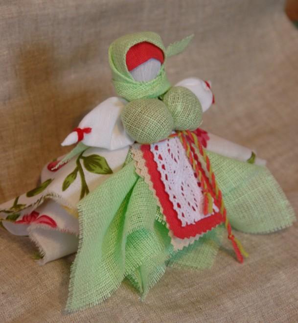мастер-класс, кукла своими руками, обережная кукла, традиционная кукла
