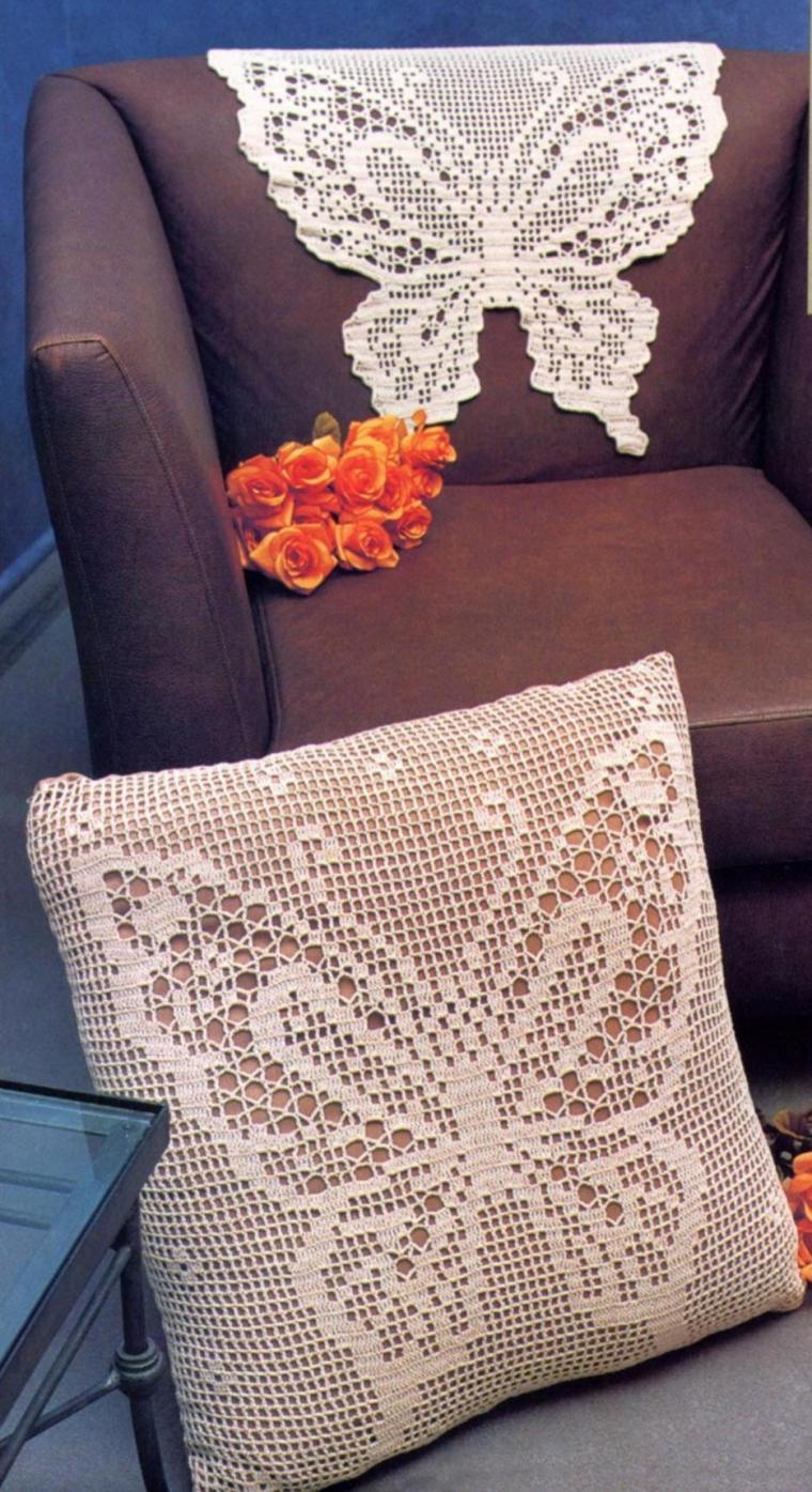 Бабочки как элемент дизайна интерьера, фото № 23