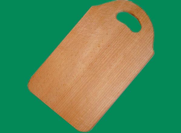 Доска для резки продуктов из дерева своими руками