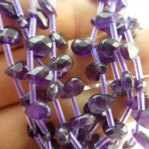 бриолеты аметиста