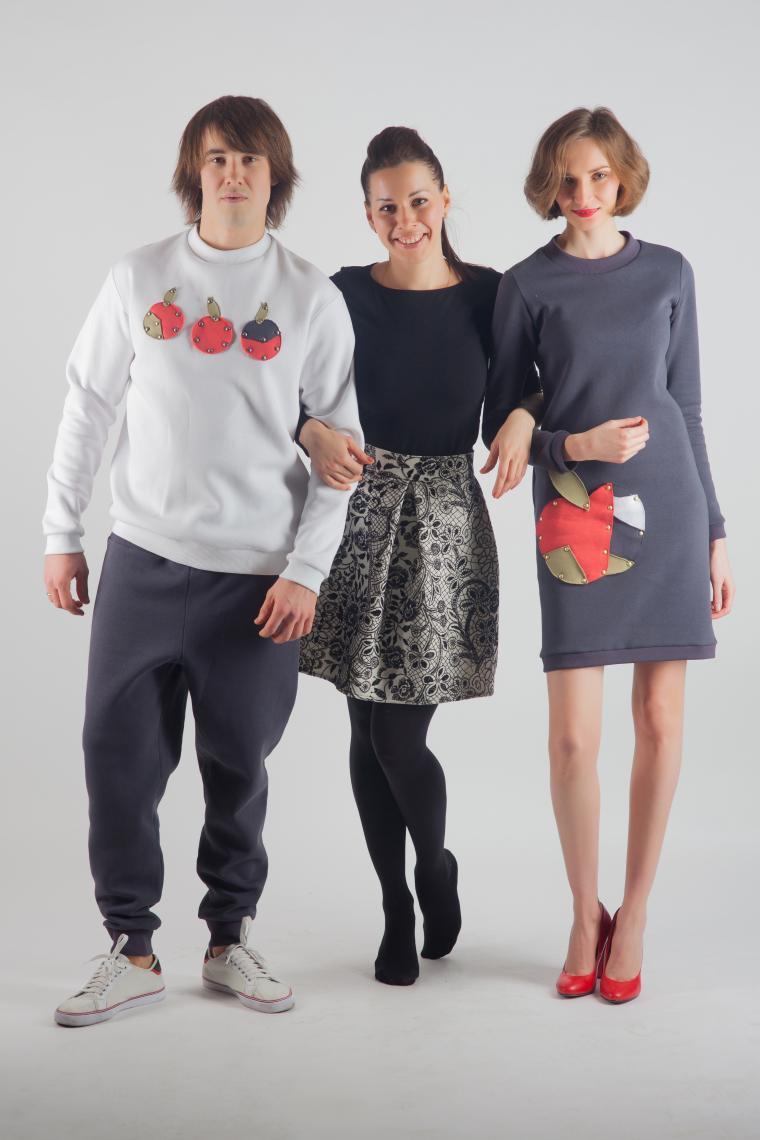 зимняя мода, новый год 2015