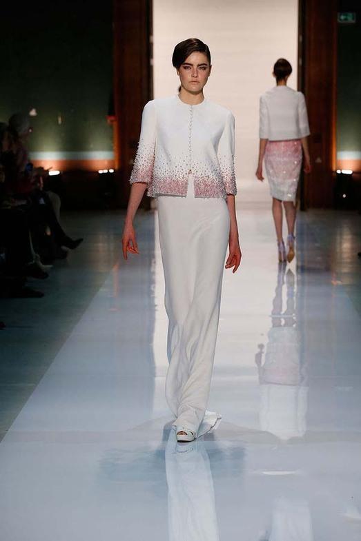 Georges Hobeika Haute Couture весна-лето 2014, фото № 14