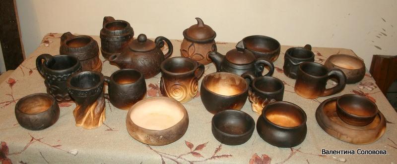 как обжечь керамику
