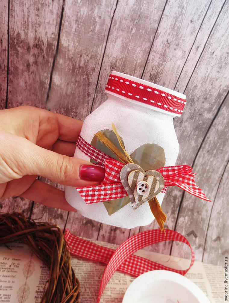 DIY Jar With Wishes For Valentine's Day, фото № 7