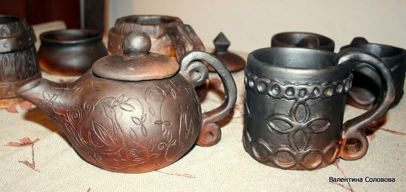 керамика своими руками