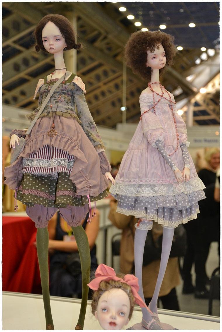 10-й Международный Салон Кукол в Москве (часть 2) - Ярмарка Мастеров - ручная работа, handmade