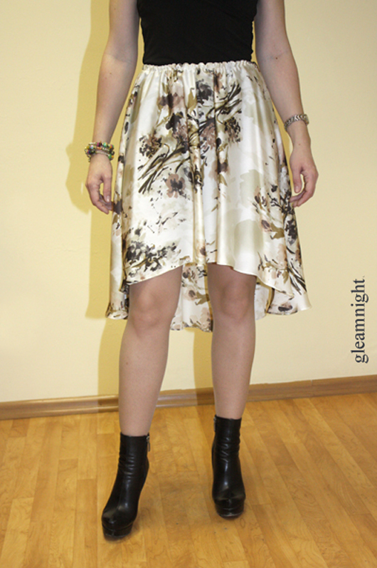 юбка для девочки, акция магазина