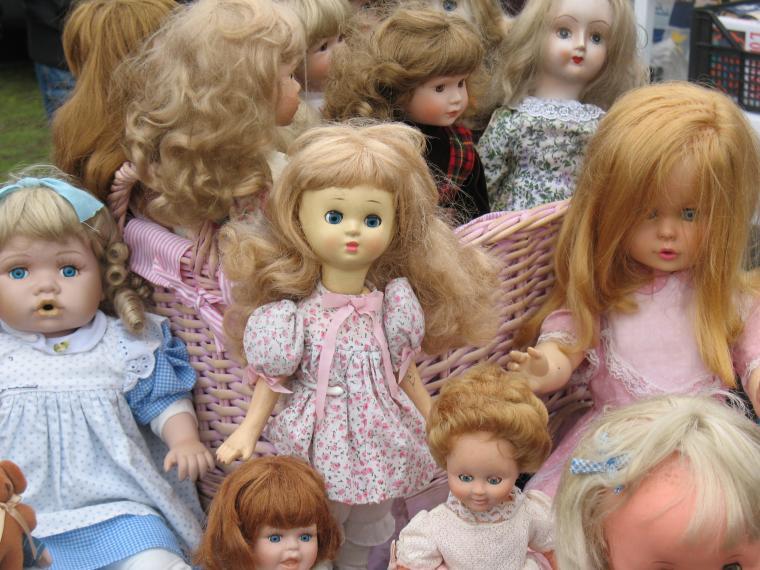 композитные куклы