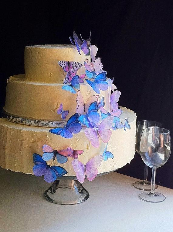 Бабочки на свадьбу, фото № 12
