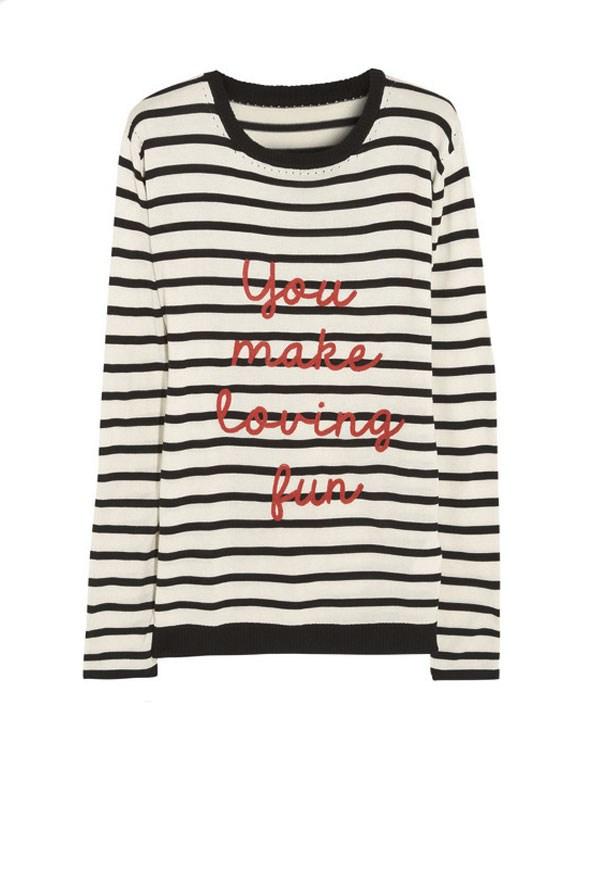 мода, вязаный свитер