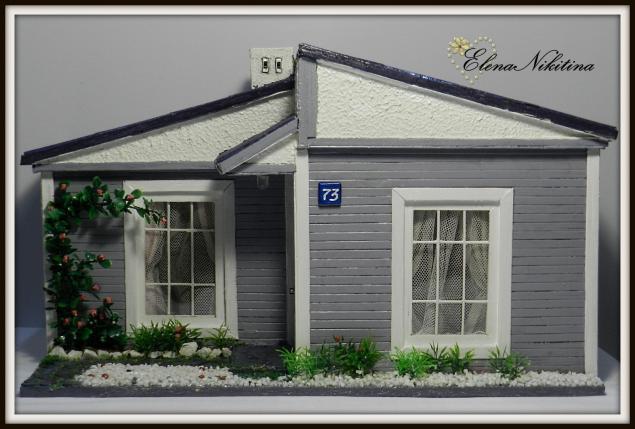 Кукольный дом. Двухкомнатный коттедж., фото № 2