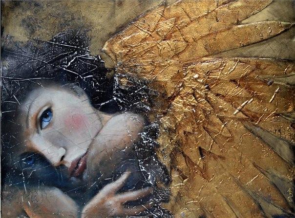 Курс Поталевая живопись: мистическое сияние Вашего интерьера, фото № 5