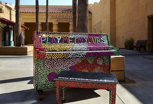 изделия из пианино