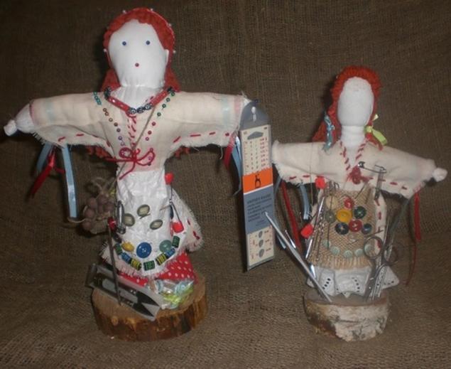 народные куклы, русские куклы, оберег, игольница, помощница рукодельницы, рукодельнице, подарок рукодельнице, подарок женщине, хранение