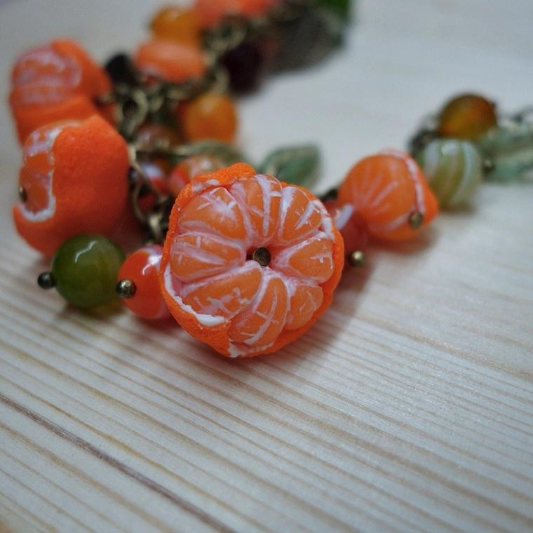 ягоды из пластики мк