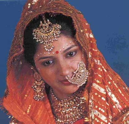 индия, национальные украшения