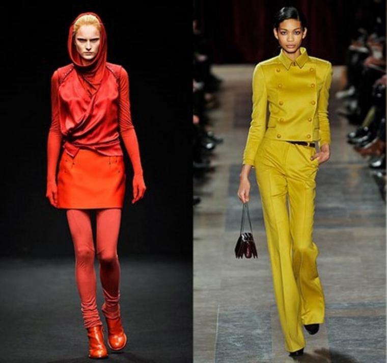 цветовая гамма, модный аксессуар, индивидуальный заказ, модный показ, пошив одежды, новость магазина, авторская работа