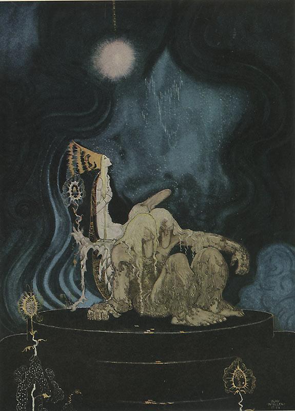 иллюстрация золотой век, дисней