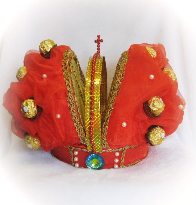 учению фен-шуй корона из конфет своими руками пошаговое фото этом бруклин предпочитает