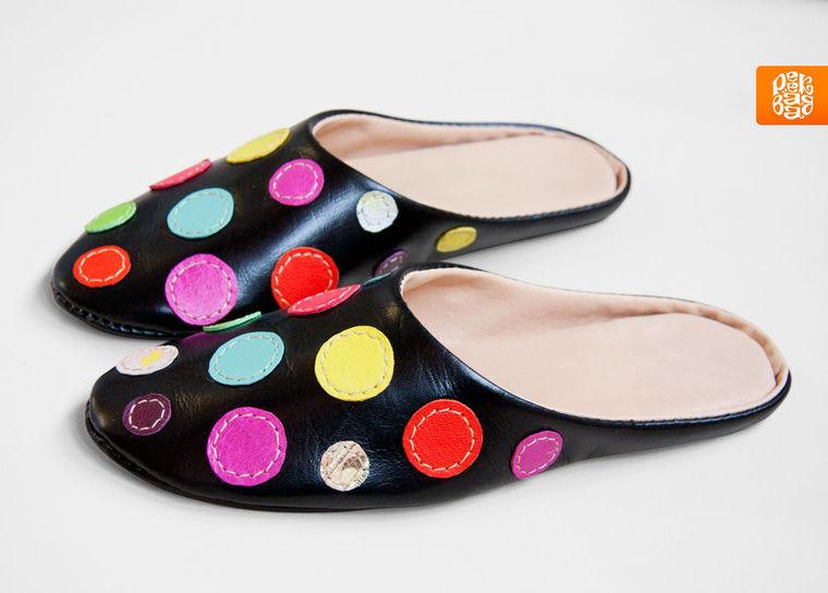 готовые тапочки, готовая работа, готовые тапки, подарок к 8 марта, 8 марта, тапочки, тапочки домашние, тапочки кожаные, кожаные тапочки, красивые тапочки