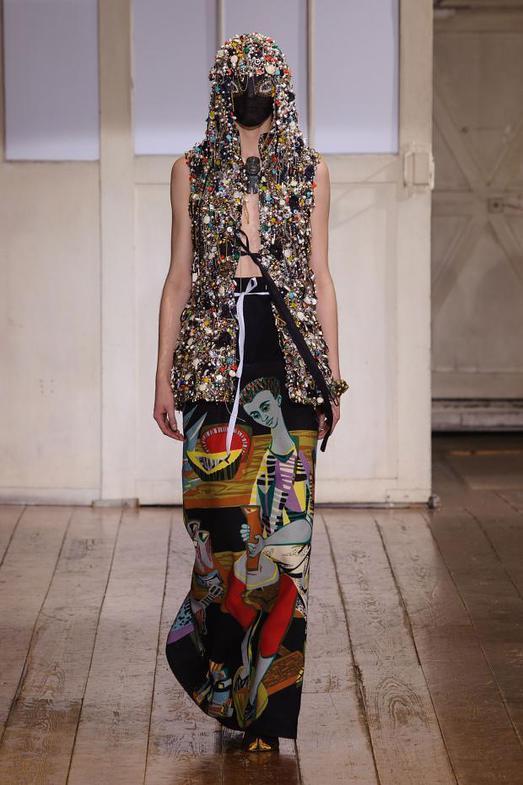 Maison Martin Margiela Haute Couture весна-лето 2014, фото № 12