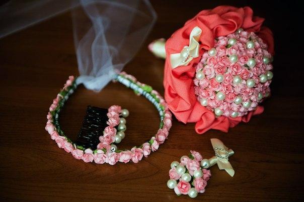 свадьба, ободок