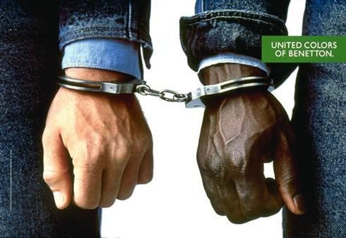 Рекламные кампании Benetton, фото № 7
