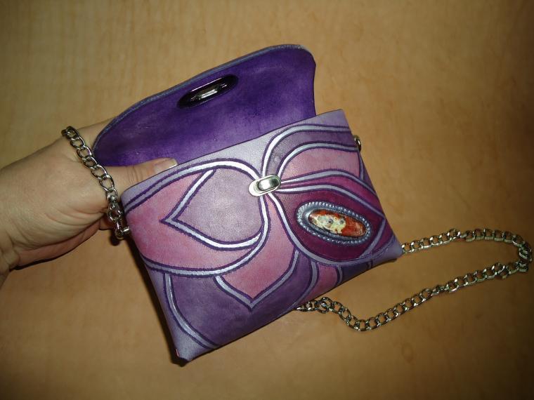 сумка, авторская ручная работа, сумка ручной работы, сумка через плечо, сумка театральная, розовый