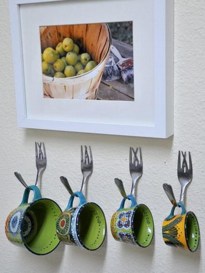 Оформление посуды своими руками