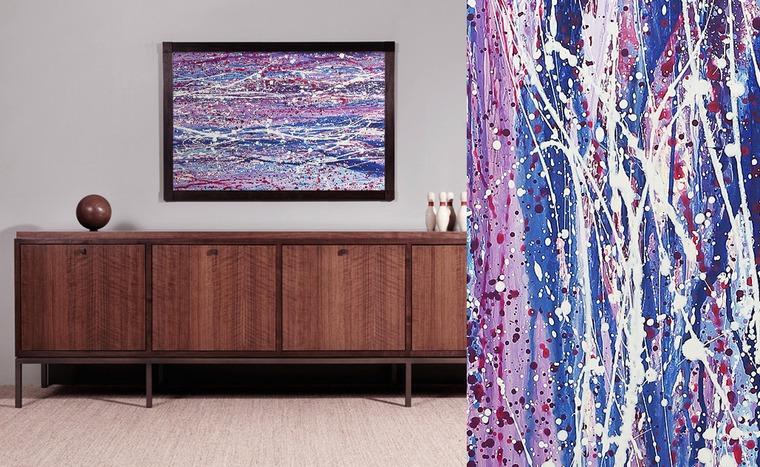 коллекция, картина для интерьера, картина в спальню