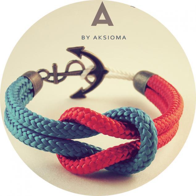 Кордовые браслеты Aksioma, фото № 1