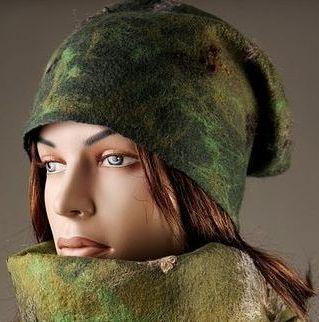 мокрое валяние, мастер-класс, мастер-класс по валянию, войлок, войлок для новичков, катя щукина, шапочка, шапка-колпак