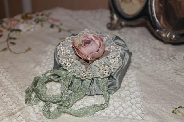 мастер-класс по фоамирану, брошь, цветок