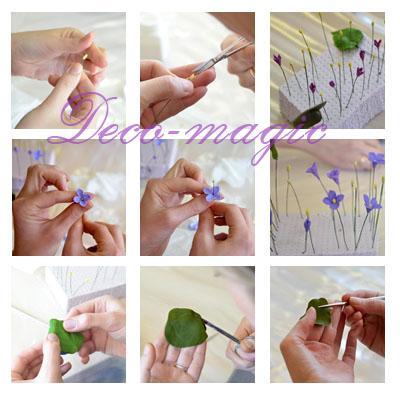 Приглашаем посетить мастер-классы по керамической флористике - Ярмарка Мастеров - ручная работа, handmade