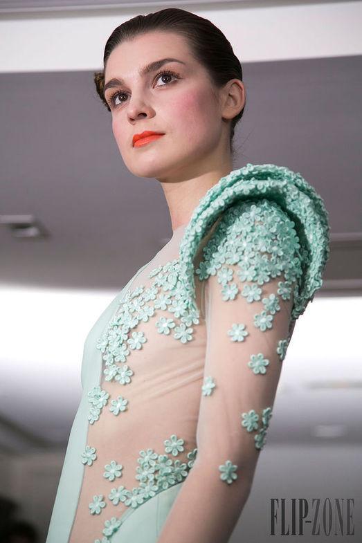 Tony Yaacoub Haute Couture весна-лето 2014, фото № 20