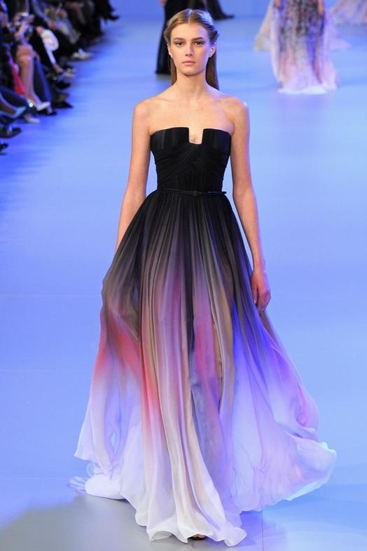 Elie Saab Haute Couture Весна-Лето 2014, фото № 42