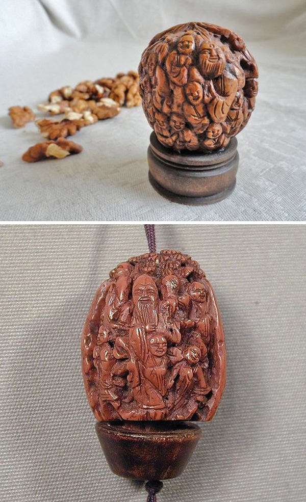 Cracking Nuts: Walnut Shells as a Material for Your Craft, фото № 7