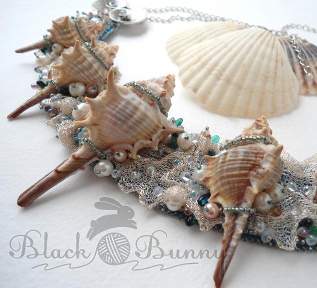 украшения в морском стиле