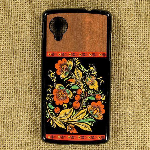 HOHLOMA Russian Art  Google LG Nexus 5 CASE by ArtPhoneCase, $12.99