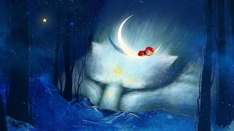 Как нарисовать что приснилось во сне