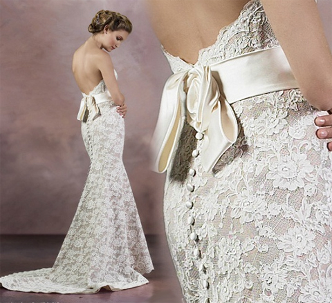Во сне не могу найти свадебное платье