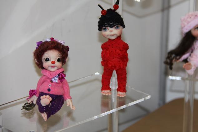 куклы и мишки