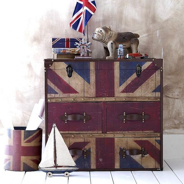 британский стиль