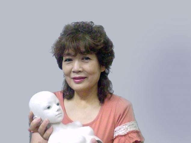 Мастер-класс по кукле bjd