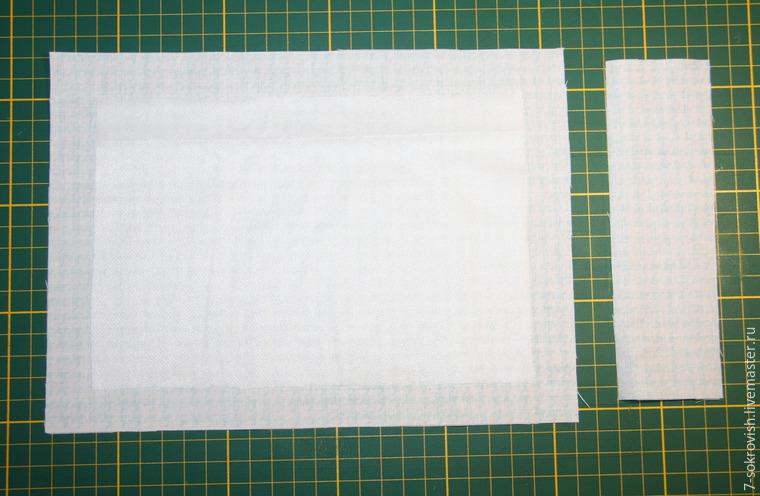 Делаем текстильную обложку для паспорта – Ярмарка Мастеров